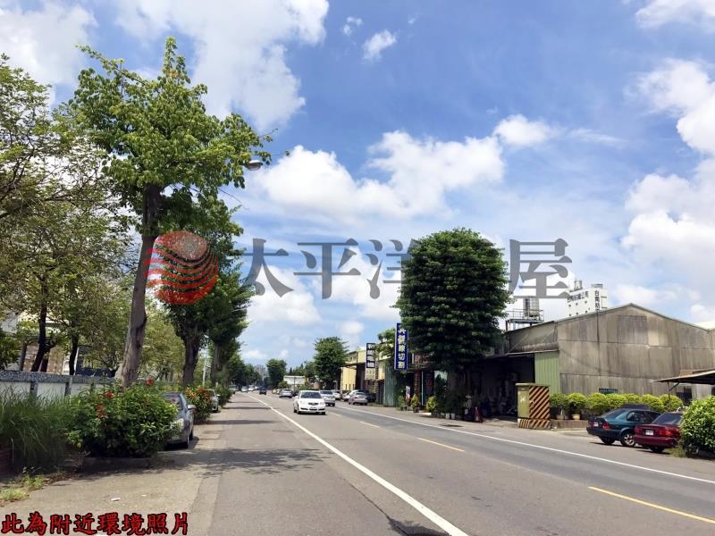 太乙百坪廠辦,台南市仁德區太乙三街