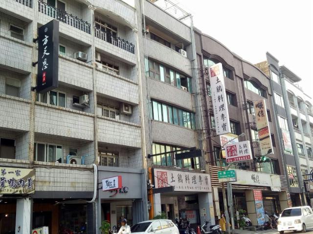 府前面寬電梯金店,台南市中西區府前路二段