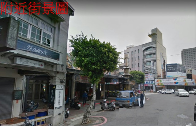 府前美術館二房,台南市中西區府前路一段