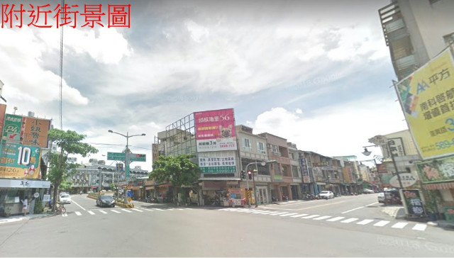 新市近千坪建地,台南市新市區民權路