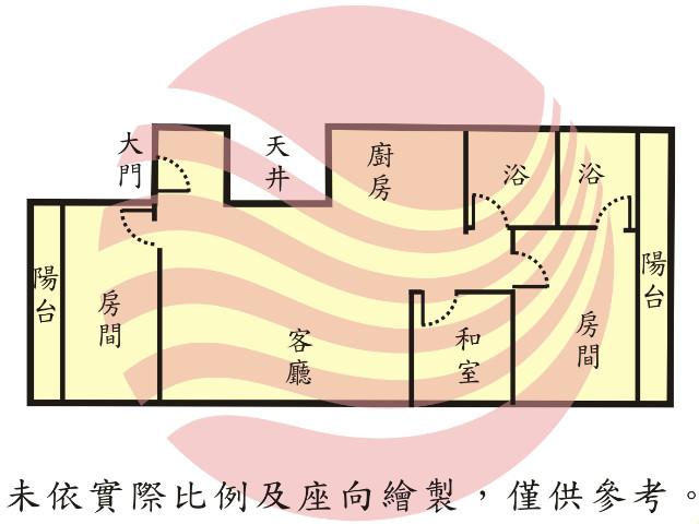 裝潢美樓寓(2),台南市北區南園街