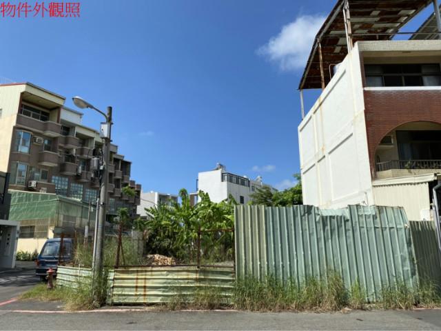 南區美麗國角窗建地,台南市南區中華南路二段