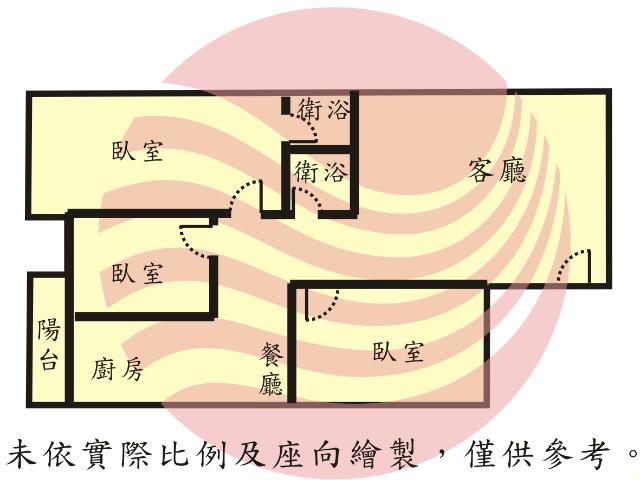 永華佳南名邸整新電寓,台南市安平區永華六街